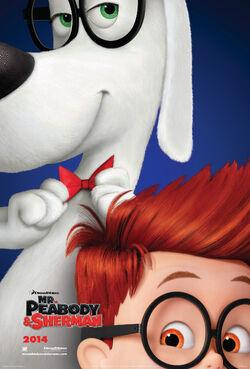 220px-Mr Peabody & Sherman Poster