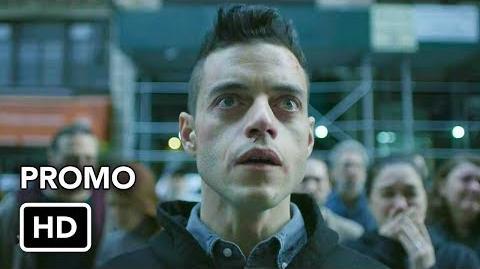 "Mr. Robot 3x07 Promo ""eps3.6 fredrick tanya"