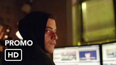 "Mr. Robot Season 2 ""Knock Knock"" Promo (HD)"