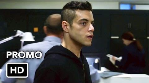 "Mr. Robot Season 2 ""We The Bold"" Promo (HD)"