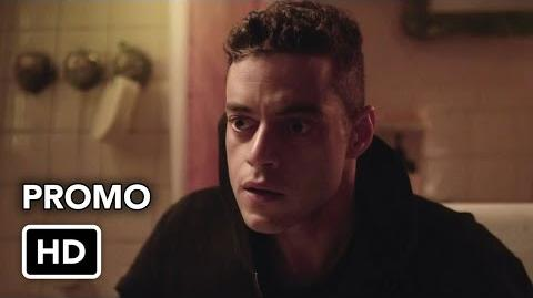"""Mr. Robot 1x02 Promo """"eps.1.1 ones-and-zer0es.mpeg"""" (HD)"""