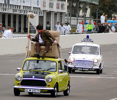 Mr beans mini mr bean wiki fandom powered by wikia mr bean mini in a police chase goodwood solutioingenieria Images