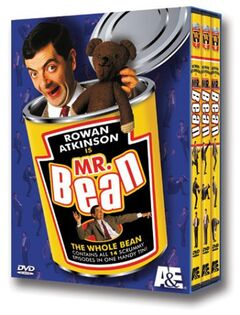 Mr Bean Franchise Mr Bean Wiki Fandom Powered By Wikia