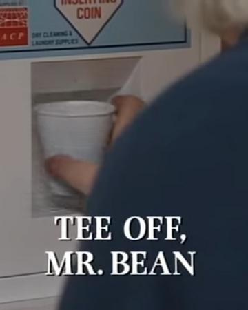 Tee Off Mr Bean Mr Bean Wiki Fandom