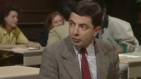 Mr. Bean - Episode 1 - Classic Mr. Bean