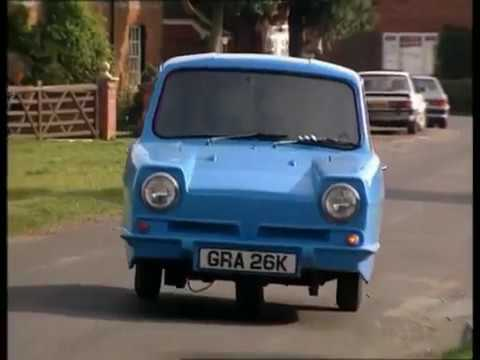 Reliant Regal Mr Bean Wiki Fandom Powered By Wikia