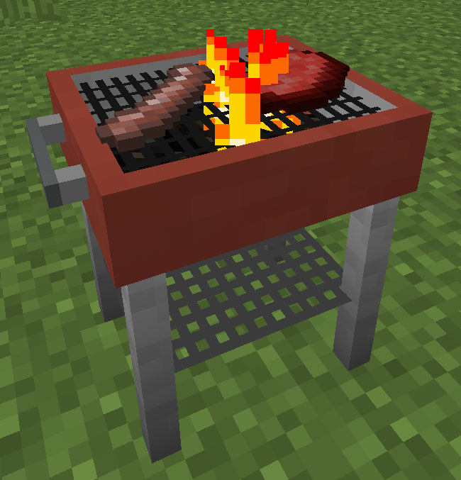 Grill Mrcrayfish S Furniture Mod Wiki Fandom Powered