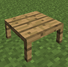 Coffee Table | MrCrayfish's Furniture Mod Wiki | FANDOM