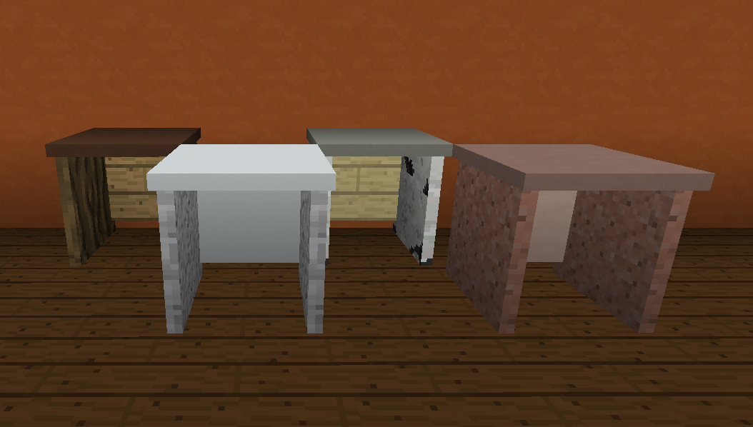 Desk Mrcrayfish S Furniture Mod Wiki Fandom Powered By Wikia