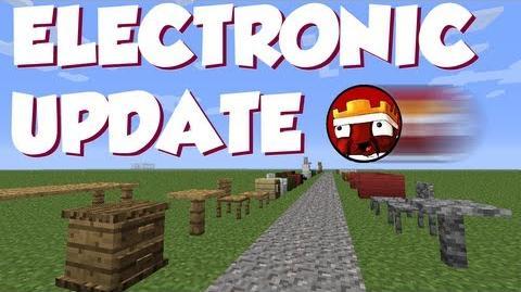 MrCrayfish's Furniture Mod Electronic Update Showcase!
