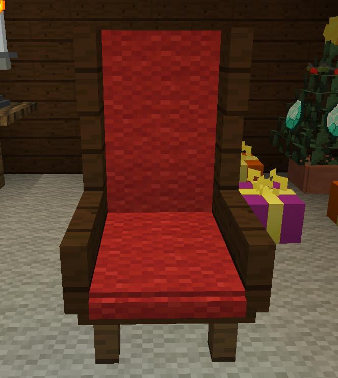 Grand Chair Mrcrayfish S Furniture Mod Wiki Fandom Powered By Wikia