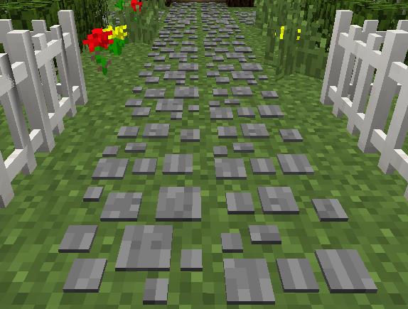 Stone Path Mrcrayfish S Furniture Mod Wiki Fandom