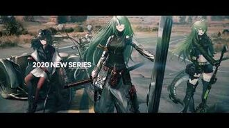 Arknights Official Trailer - Contingency Contract Season Operation Barrenland