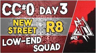 【明日方舟 Arknights】 CC Day 3 - New Street Risk 8 - Low End Squad - Arknights Strategy
