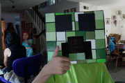 Creeper Head (Finished)