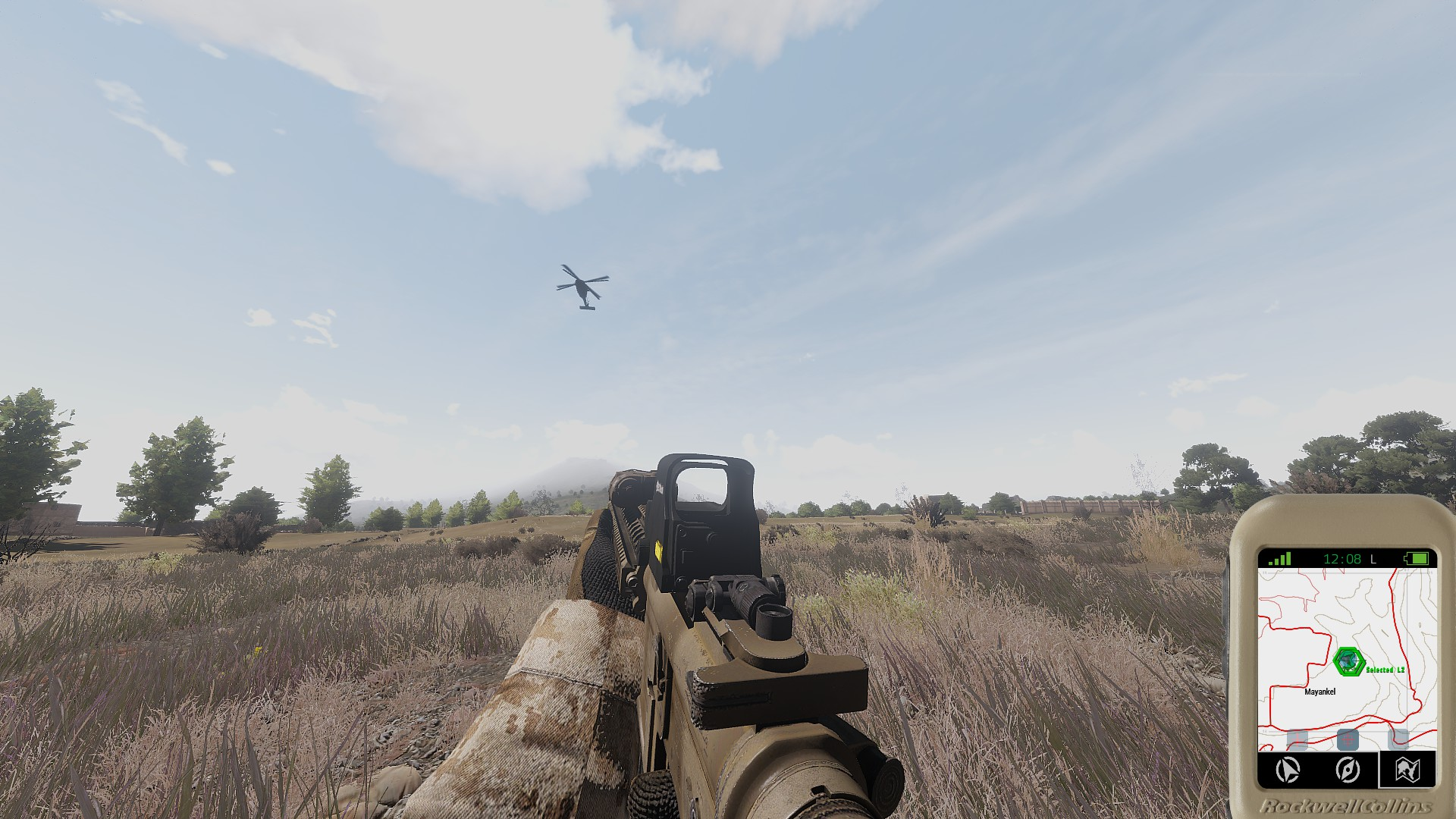 Arma 3 Ace Features