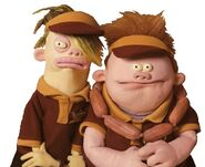 Mr. Meaty Josh Redgrove and Parker Dinkleman