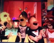 Mr. Meaty Ken and Darryl Scare Josh and Parker