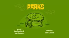 Parks Title Card