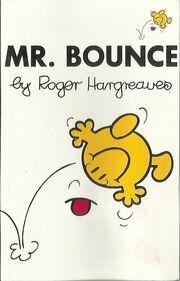 Mr Bounce cassette cover