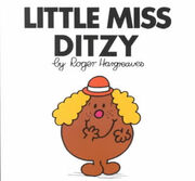 Little Miss Ditzy - US cover