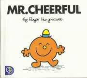 Mr Cheerful front cover