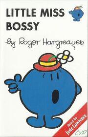 Little Miss Bossy cassette cover