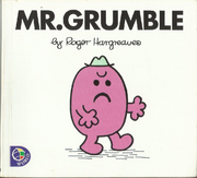 Mr Grumble Front Cover