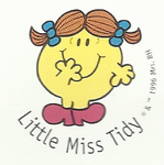 Little Miss Tidy 8A
