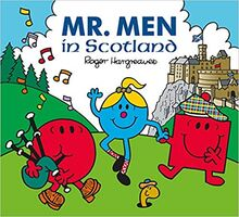 Mr. Men in Scotland Cover
