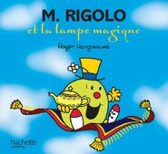 Mr. Funny and the Magic Lamp French Cover