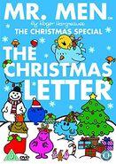 Mr. Men Christmas Letter DVD Cover