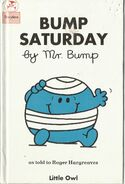 Bump Saturday by Mr. Bump