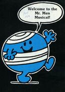 MR MEN MUSICAL PROGRAMME