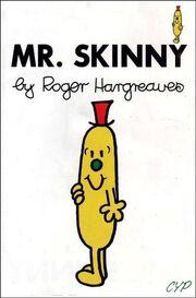 Mr Skinny Cassette Cover