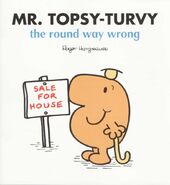 Mr Topsy-Turvy The Round Way Wrong recent cover