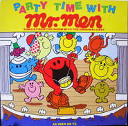 Party Time With Mr Men