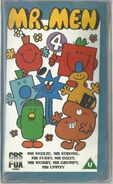 Mr Men vol 4 cover