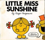 Little Miss Sunshine First Edition