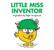 Little Miss Inventor Front Cover