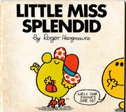 Little Miss Splendid first edition