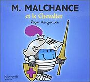 Mr. Bump and the Knight French cover
