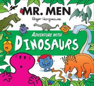 Mr. Men Adventure with Dinosaurs cover