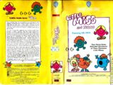 Little Miss and Friends - Featuring Mr. Men (US VHS)