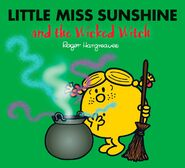 Little Miss Sunshine and the Wicked Witch cover