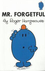 Mr. Forgetful cassette cover