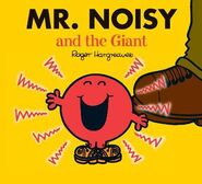 Mr. Noisy and the Giant cover