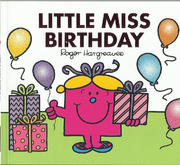 Little Miss Birthday Cover HQ