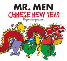 Mr. Men Chinese New Year cover