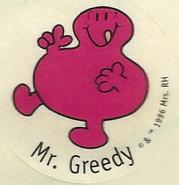 Mr Greedy-12a